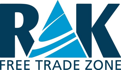 RAK FTZ Logo (PRNewsFoto/Ras Al Khaimah Free Trade Zone)