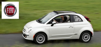 The 2014 Fiat 500c convertible is a versatile, affordable option for Wisconsin families. Several models are available for test drive at Palmen Fiat in Kenosha WI. (PRNewsFoto/Palmen Fiat)