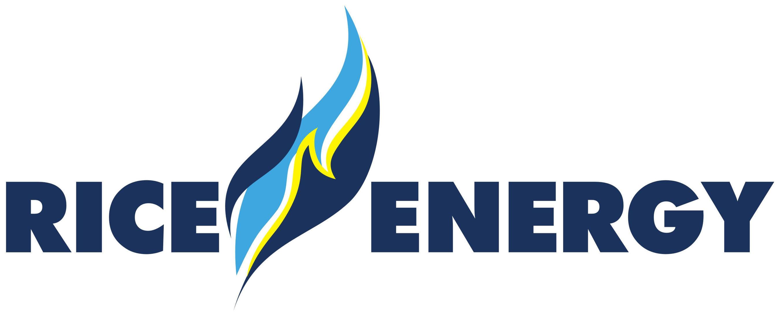 Rice Energy Logo. (PRNewsFoto/Rice Energy Inc.)