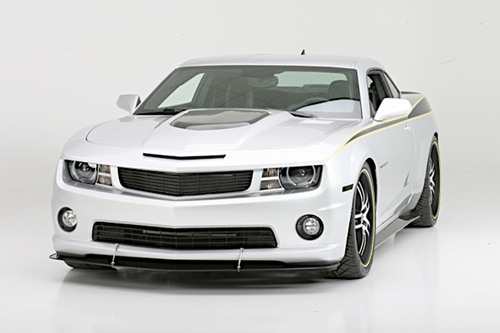 Pennzoil and RCR Street Performance Group Unveil Track-Worthy Camaro