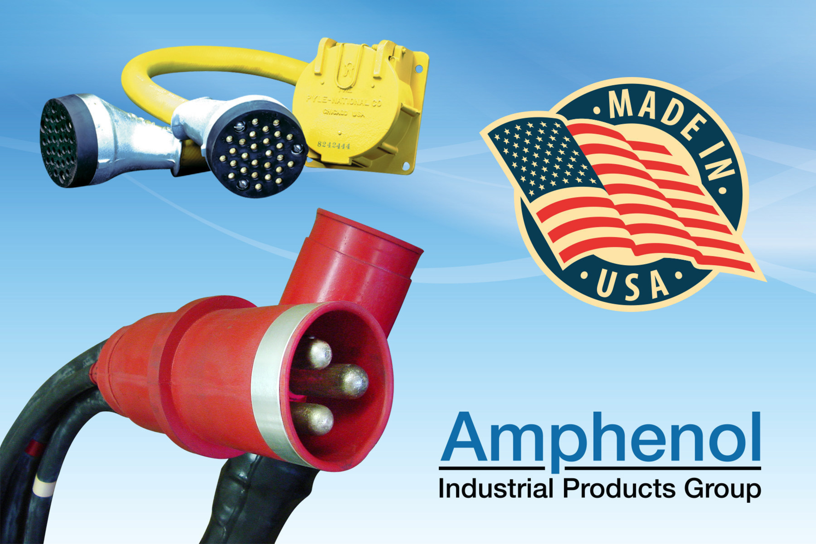 Amphenol Industrial Opens Facility near Chicago to Support Buy America