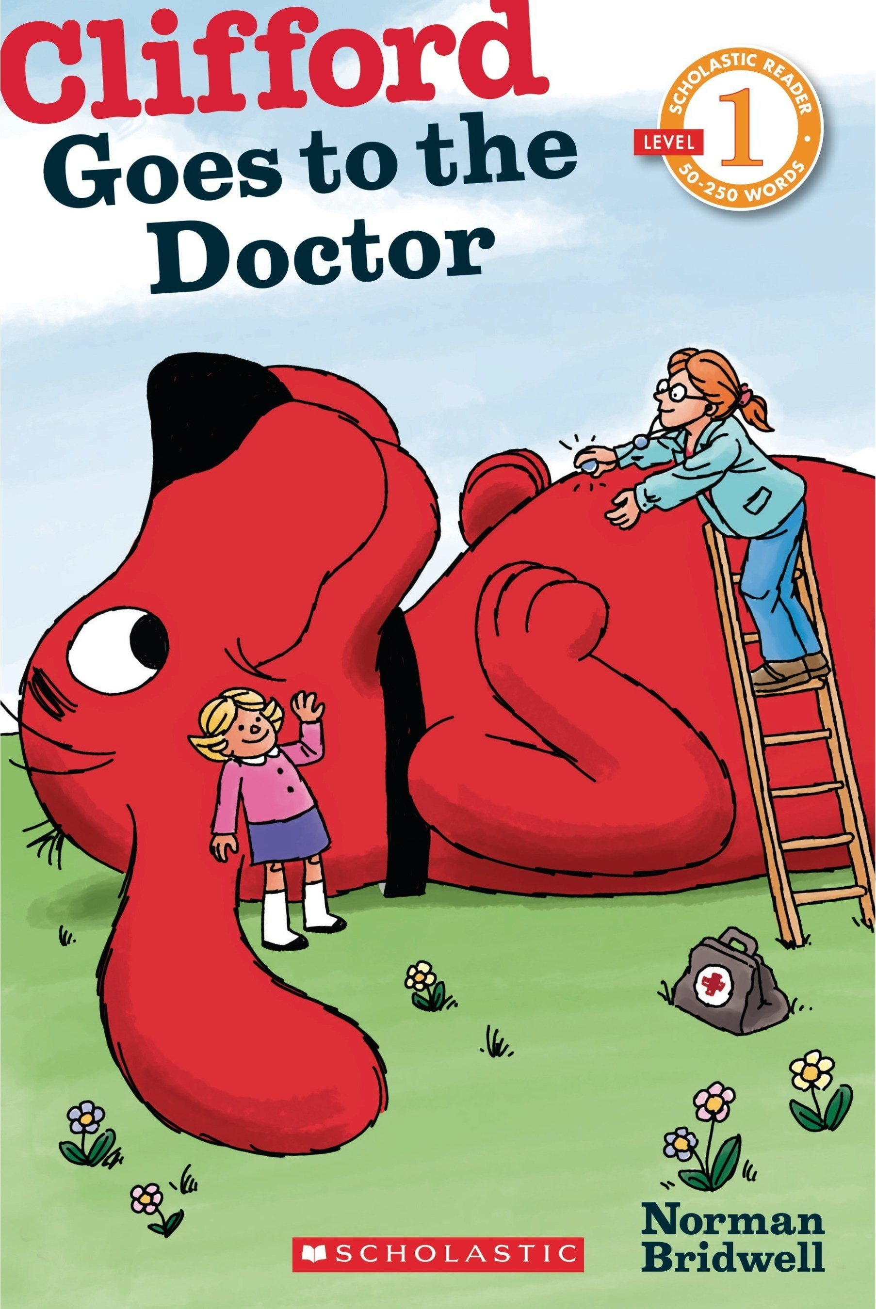 Bayer Animal Health Teams Up with Clifford the Big Red Dog® to Teach  Families about the Risks of Companion Vector-Borne Disease