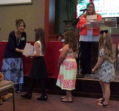 Arkansas Virtual Academys 2016 Kindergarten Graduation