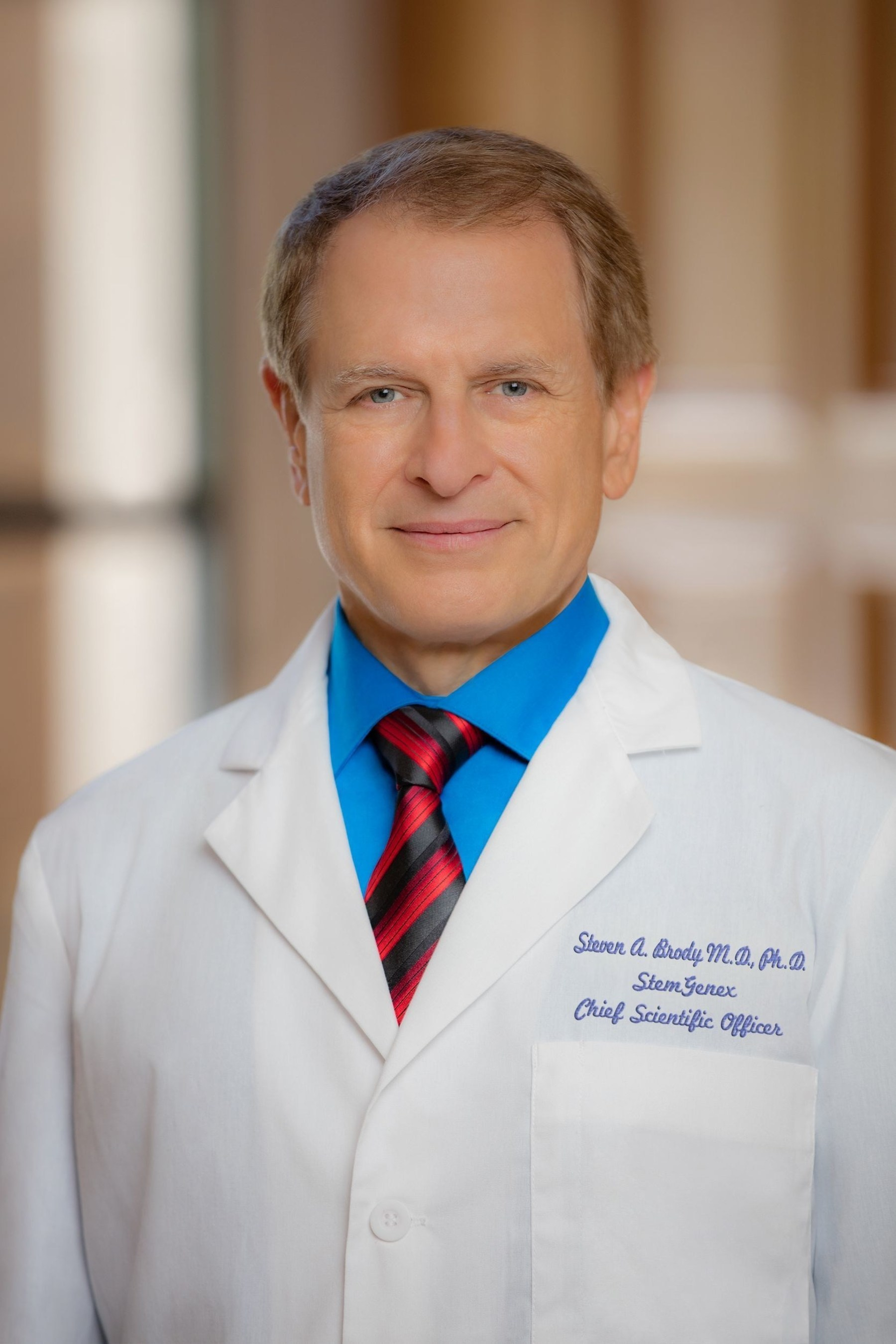 Steven A. Brody, M.D., Ph.D. Chief Scientific Officer