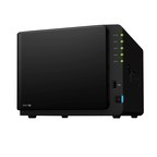 Synology®  Launches DiskStation DS415+: A Powerful Quad-core 4-bay NAS With Enhanced Encryption for Business