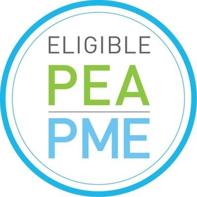 Eligible PEA PME Logo (PRNewsFoto/Eligible PEA PME) (PRNewsFoto/Eligible PEA PME)
