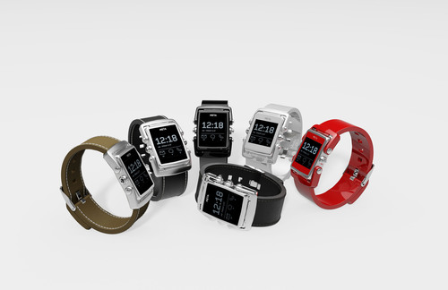 MetaWatch Introduces META, A Premium Smart Watch Brand Delivering Beautifully Smart Products For Fashion Conscious Consumers. (PRNewsFoto/MetaWatch) (PRNewsFoto/METAWATCH)