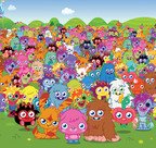 Moshi Monsters from Mind Candy at moshimonsters.com.  (PRNewsFoto/Mind Candy)