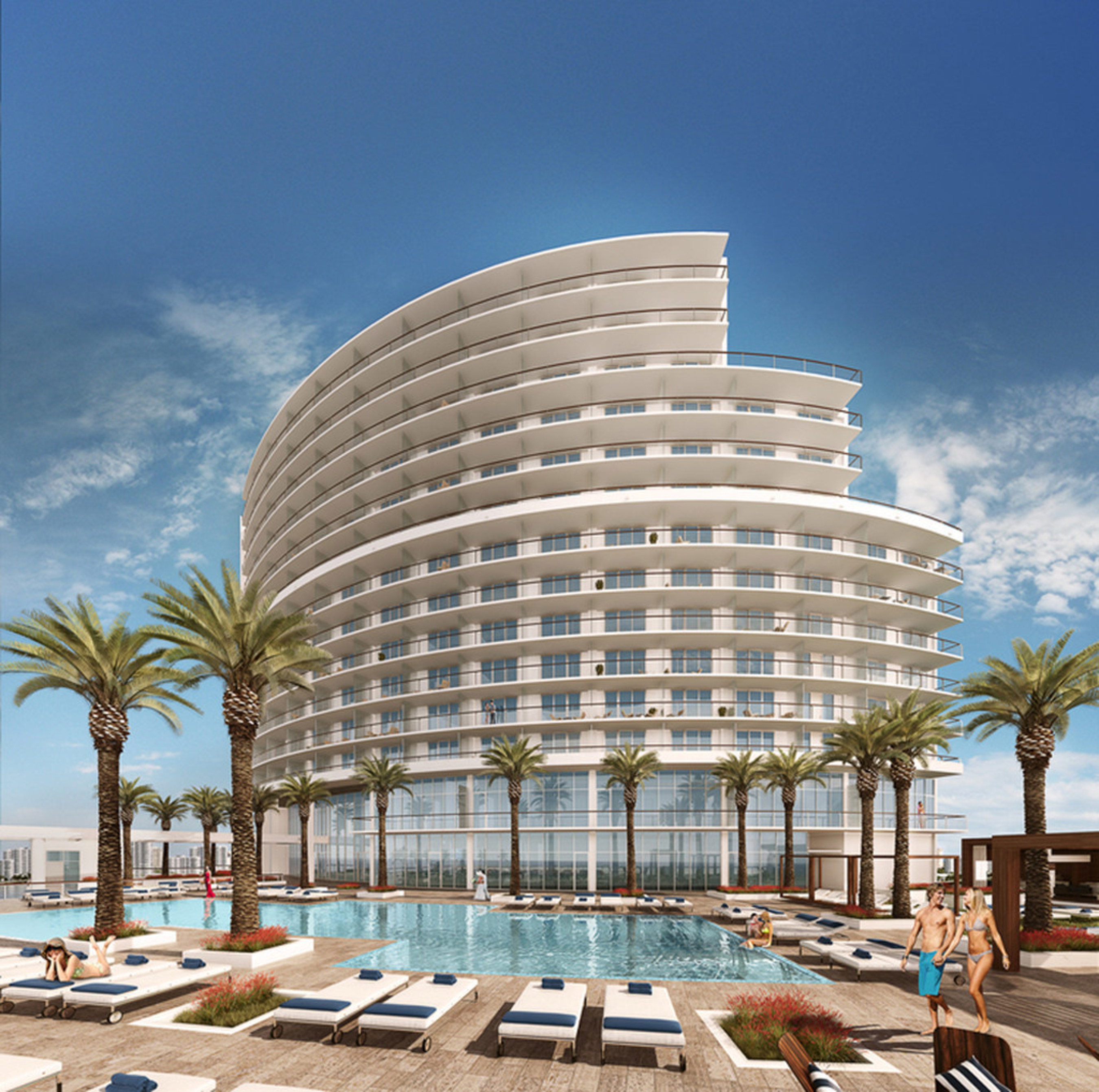 Opal Sands Resort To Debut In Clearwater Beach