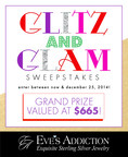 Win a Holiday Beauty Makeover with the Glitz & Glam Sweepstakes, Hosted by Eve's Addiction
