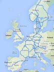 Die ersten Supercharger in Deutschland elektrisieren die route Zwischen München und Amsterdam