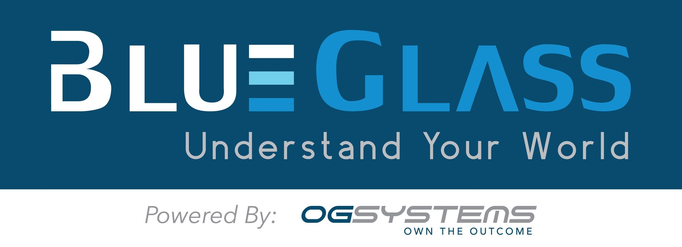 OGSystems Announces First Strategic Partnership in the BlueGlass Platform