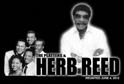 Last Surviving Platter Herb Reed Dead at 83.  (PRNewsFoto/Herb Reed)