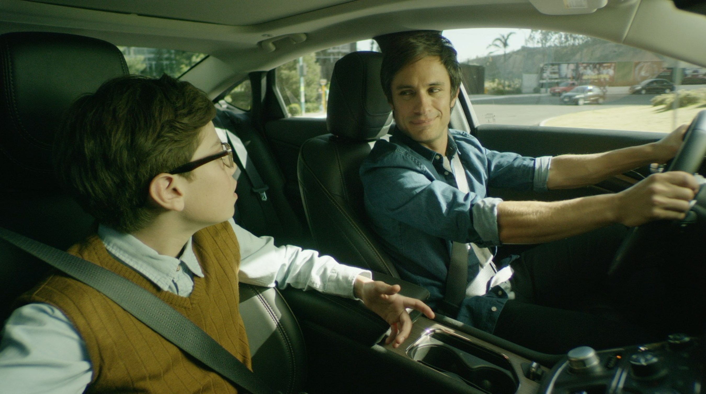 New multicultural marketing campaign for all-new 2015 Chrysler 200 features actor Gael Garcia Bernal.