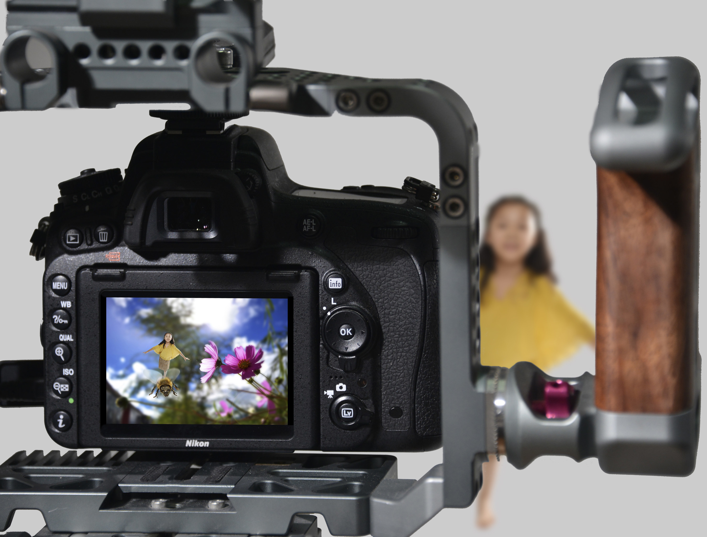 (in and outside of China): Don Lann Baby's smart photography system