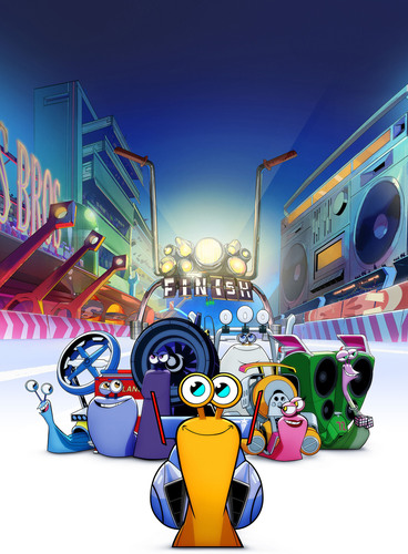 DreamWorks Animation's Turbo FAST to launch on December 24 as Netflix first original series for kids. ...