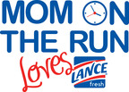 "Lance(R) partners with ""The Mom on the Run"" to offer springtime fun tips.  (PRNewsFoto/Lance Sandwich Crackers)"