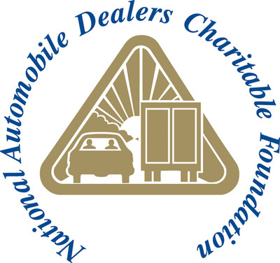 National Automobile Dealers Charitable Foundation Logo.  (PRNewsFoto/National Automobile Dealers Charitable Foundation)