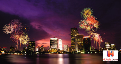 Ring in the New Year with some of the most distinct celebrations around the world according to Hotels.com.  (PRNewsFoto/Hotels.com)