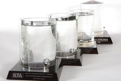 ILTA 2016 Platinum Safety Award
