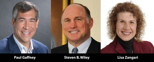 Paul Gaffney, Steven B. Wiley, and Lisa Zangari will deliver the keynote presentations at THE Performance Improvement Conference 2013 in Reno, Nevada from April 12-17, 2013. Sponsored by the International Society for Performance Improvement (ISPI). (PRNewsFoto/International Society for Performance Improvement) (PRNewsFoto/ISPI)