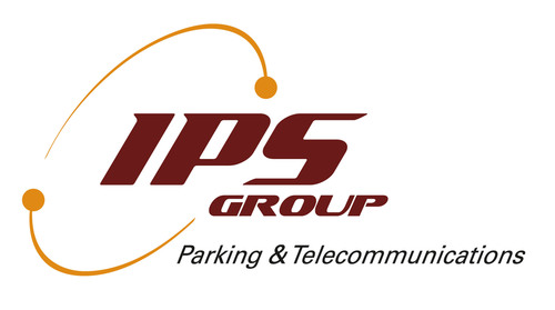 IPS Group, Inc. Logo. WORLD'S MOST ADVANCED SINGLE-SPACE PARKING METER.  The patented IPS solution uniquely provides a credit card enabled single-space meter mechanism which retrofits into your current on-street meter housing, while also incorporating additional payment options (coins, credit/debit card, smart card), access to real-time parking meter data, solar-power technology, and a comprehensive and intuitive web-based meter management system. What's more, IPS seamlessly integrates vehicle detection systems and pay-by-cell ...