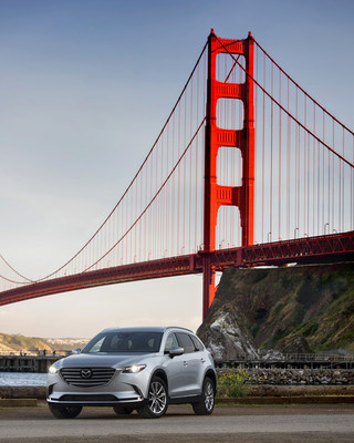 2016 Mazda CX-9 Lights the Way with Class-Exclusive Standard LED Lighting