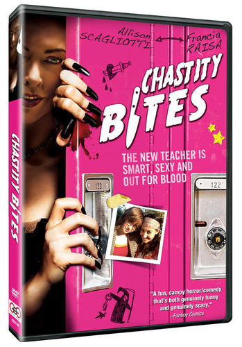 Chastity Bites.  (PRNewsFoto/Grand Entertainment Group)