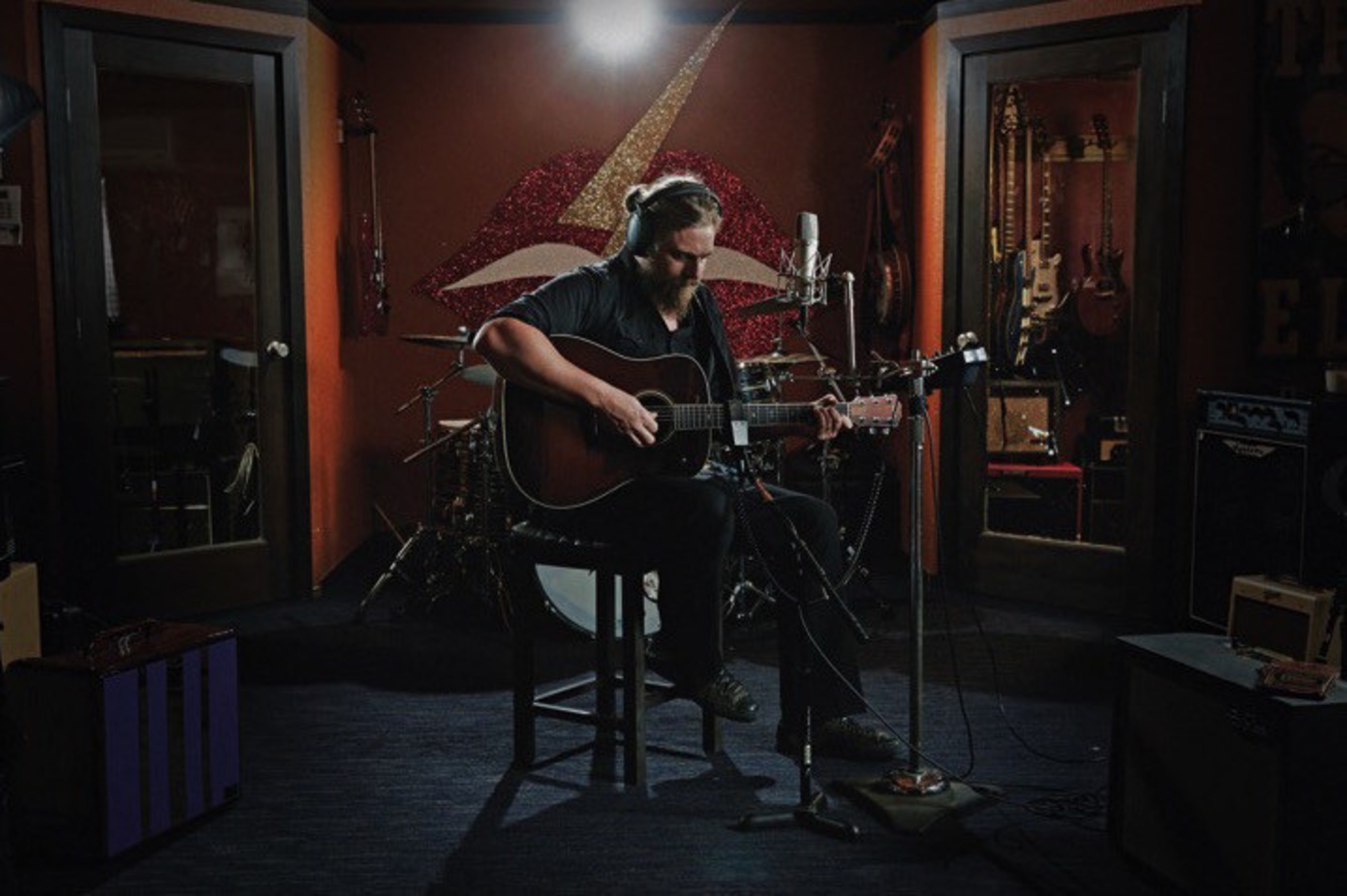 Ernie Ball Presents: Capturing The White Buffalo, the Recording of an American Songwriter