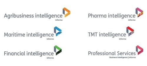Informa Unveils New Business Intelligence Identity (PRNewsFoto/Informa Business Intelligence)