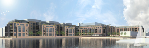 The Bozzuto Group Breaks Ground on Union Wharf, Mixed-Use Development in Baltimore's Historic Fells