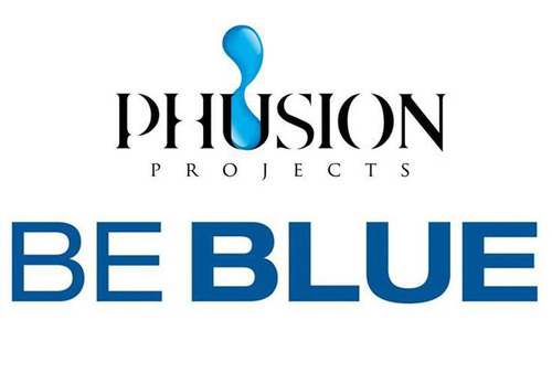 "Phusion Projects, LLC today announced the inaugural year of their philanthropic program, BE BLUE, which will benefit the Prostate Conditions Education Council (PCEC). Throughout the month of June, the company hopes to raise $10,000 for the organization whose mission is to ""save and improve the lives of men and their loved ones in early detection, research, education and awareness for prostate cancer and all prostate conditions.""  (PRNewsFoto/Phusion Projects)"