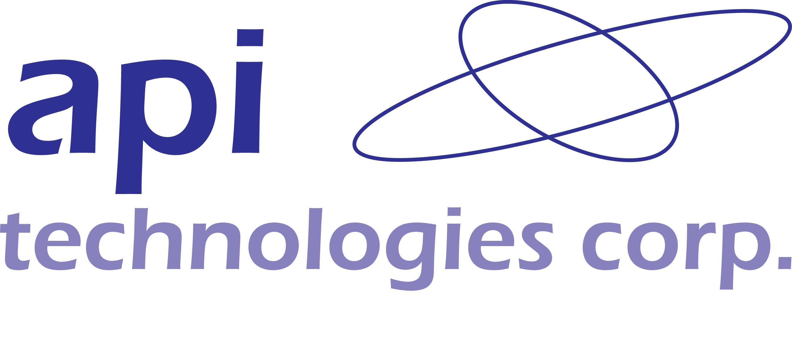 API Technologies Corp. Logo.