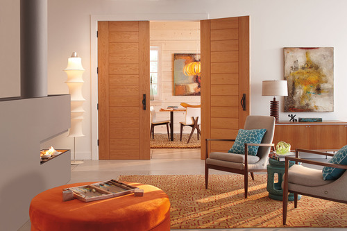 TruStile Debuts New Modern Door Collection at 2013 American Institute of Architects (AIA) National