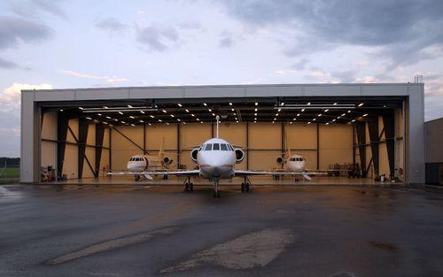 Air Alsie named new Dassault Falcon Authorized Service Center (PRNewsFoto/DASSAULT AVIATION)