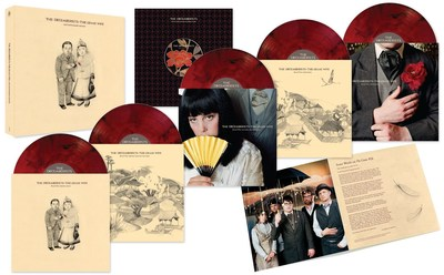In celebration of The Decemberists' acclaimed album, 'The Crane Wife's' 10th anniversary, Capitol Records/UMe will release the album as a limited edition deluxe vinyl box set on December 9. The comprehensive collection will include five LPs featuring the original album as a double LP plus three additional records filled with b-sides and bonus tracks, unreleased outtakes, alternate versions and Meloy's solo acoustic demos.