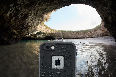 LifeProof FRE helps guard iPhone 6s Plus against water, dirt, drop and snow. Pre-order now on lifeproof.com.