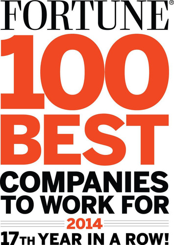 "TDIndustries Ranked #82 on FORTUNE's ""100 Best Companies to Work For."" The company, headquartered in Dallas, Texas, has been on the list since the beginning, representing 17 consecutive years and making it an ""All Star."" TD is one of only 13 U.S. companies to share this honor. (PRNewsFoto/TDIndustries) (PRNewsFoto/TDINDUSTRIES)"
