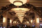Horseshoe Casino brings legendary holidays back to Downtown Cleveland.  (PRNewsFoto/Horseshoe Casino Cleveland)