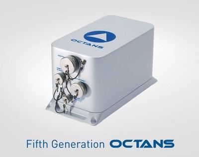 iXBlue gibt Herausgabe der fünften Generation von OCTANS bekannt, seiner zuverlässigen