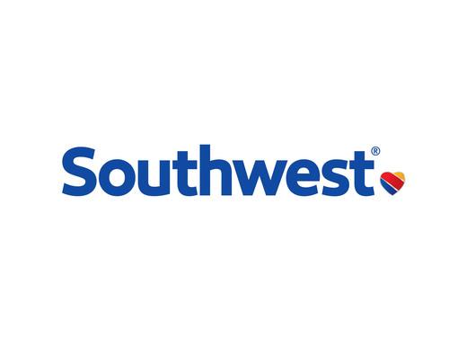 Southwest Airlines logo. (PRNewsFoto/SOUTHWEST AIRLINES) (PRNewsFoto/)