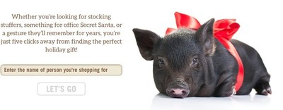 "Heifer International's ""Gift Finder"" will help you find the perfect gift."