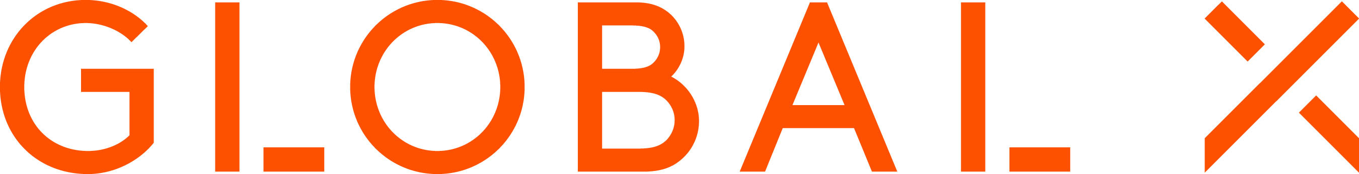Global X Funds logo.