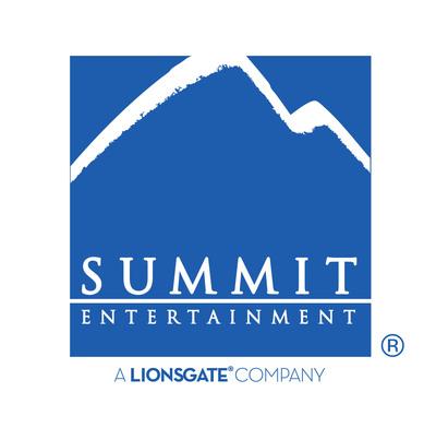 Summit Entertainment Logo.  (PRNewsFoto/Lionsgate)