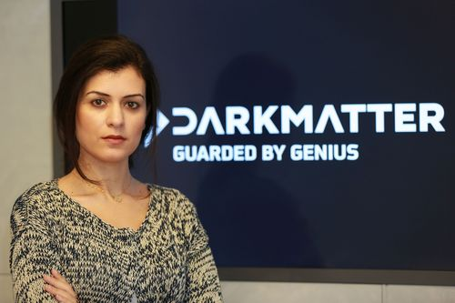 Dr. Najwa Aaraj, Senior Vice President of Special Projects at DarkMatter