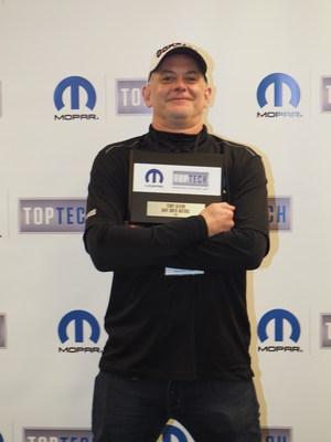Idaho fca us technician seaton earns mopar 39 top tech for Dave smith motors kellogg
