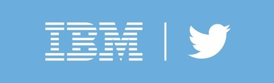 Twitter and IBM Form Global Partnership to Transform Enterprise Decisions