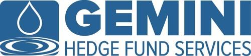 Gemini Hedge Fund Services, LLC logo. (PRNewsFoto/Gemini Hedge Fund Services, LLC) (PRNewsFoto/GEMINI HEDGE FUND SERVICES, LLC) (PRNewsFoto/GEMINI HEDGE FUND SERVICES, LLC)