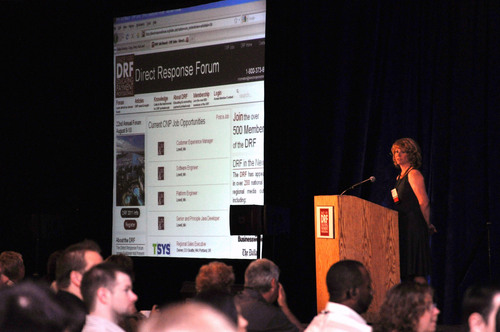 22nd Annual DRF Attracted Top Payment Professionals From Around the World