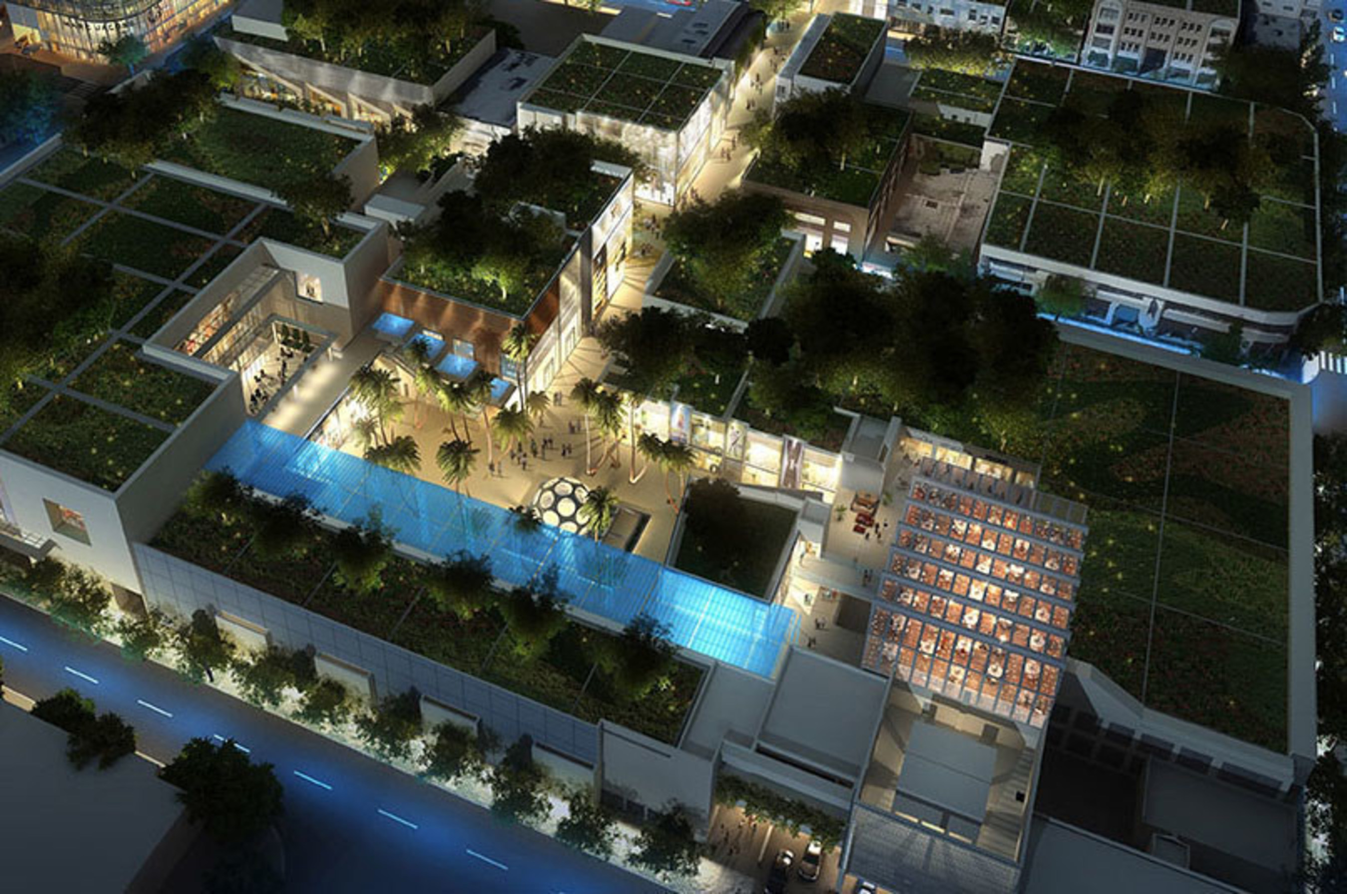 Miami Design District's Palm Court Achieves LEED Gold Certification